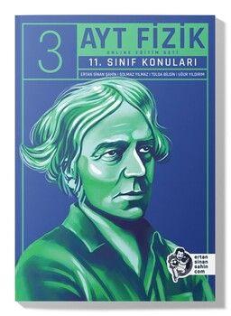 Ertan Sinan Şahin AYT Fizik 11. Sınıf Konuları