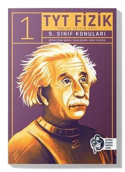 Ertan Sinan Şahin TYT Fizik 9. Sınıf Konuları