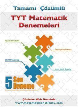 Ertual Akademi TYT Matematik Tamamı Çözümlü Denemeleri