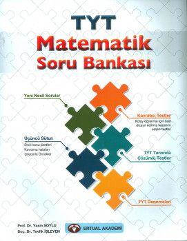 Ertual Akademi YKS 1. Oturum TYT Matematik Soru Bankası