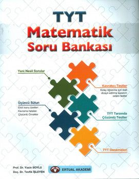 Ertual Akdemi YKS 1. Oturum TYT Matematik Soru Bankası
