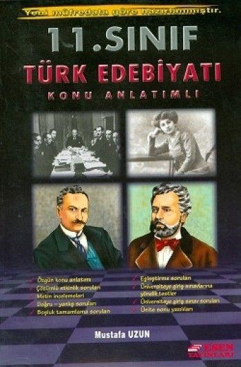 Esen 11. Sınıf Türk Edebiyatı Konu Anlatımlı
