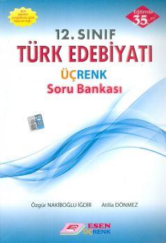 Esen Üçrenk 12. Sınıf Türk Edebiyatı Soru Bankası