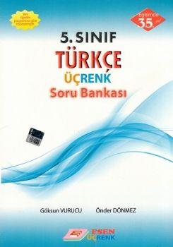 Esen Üçrenk 5. Sınıf Türkçe Üçrenk Soru Bankası