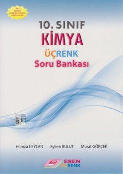 Esen Üçrenk Yayınları 10. Sınıf Kimya Soru Bankası