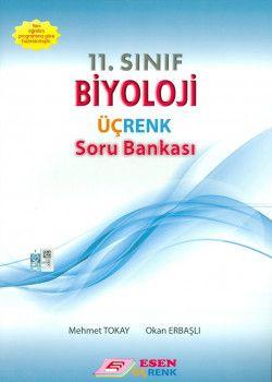 Esen Üçrenk Yayınları 11. Sınıf Biyoloji Soru Bankası