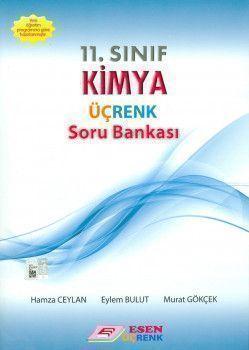 Esen Üçrenk Yayınları 11. Sınıf Kimya Soru Bankası