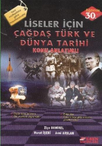 Esen Liseler İçin Çağdaş Türk ve Dünya Tarihi Konu Anlatımlı