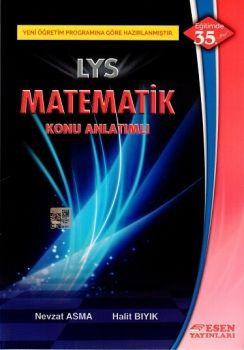 Esen LYS Matematik Konu Anlatımlı