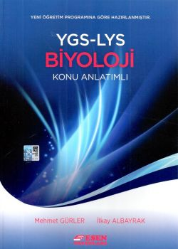 Esen Yayınlar YGS LYS Biyoloji Konu Anlatımlı