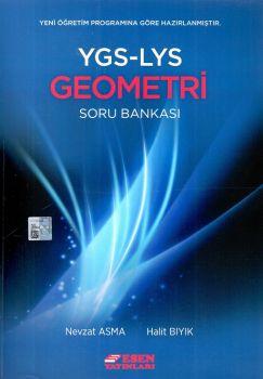 Esen Yayınlar YGS LYS Geometri Soru Bankası
