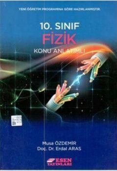 Esen Yayınları 10. Sınıf Fizik Konu Anlatımlı