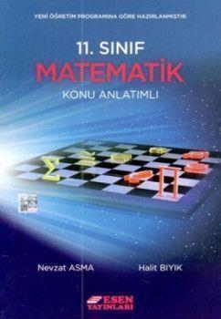 Esen Yayınları 11. Sınıf Matematik Konu Anlatımlı