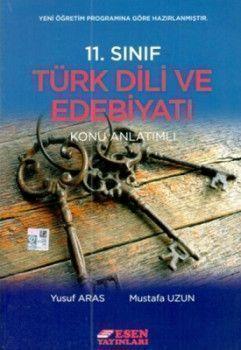 Esen Yayınları 11. Sınıf Türk Dili ve Edebiyatı Konu Anlatımlı