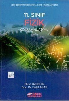 Esen Yayınları 11. Sınıf Fizik Konu Anlatımlı