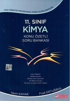 Esen Yayınları 11. Sınıf Kimya Konu Özetli Soru Bankası