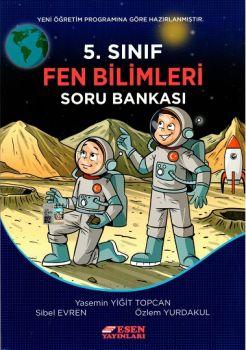 Esen Yayınları 5. Sınıf Fen Bilimleri Soru Bankası