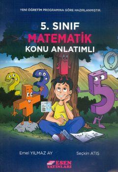 Esen Yayınları 5. Sınıf Matematik Konu Anlatımlı