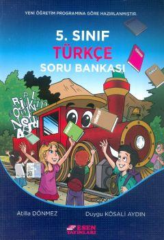 Esen Yayınları 5. Sınıf Türkçe Soru Bankası