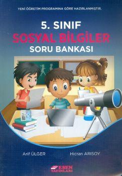 Esen Yayınları 5. Sınıf Sosyal Bilgiler Soru Bankası
