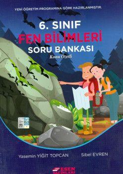 Esen Yayınları 6. Sınıf Fen Bilimleri Konu Özetli Soru Bankası