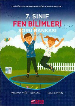 Esen Yayınları 7. Sınıf Fen Bilimleri Konu Özetli Soru Bankası