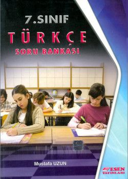 Esen Yayınları 7. Sınıf Türkçe Soru Bankası