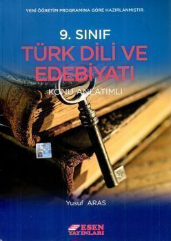 Esen Yayınları 9. Sınıf Türk Dili ve Edebiyatı Konu Anlatımlı