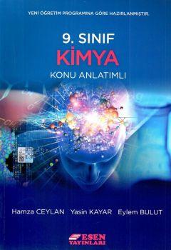 Esen Yayınları 9. Sınıf Kimya Konu Anlatımlı