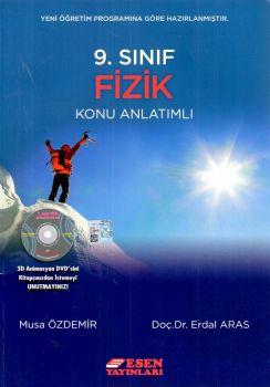 Esen Yayınları 9. Sınıf Fizik Konu Anlatımlı