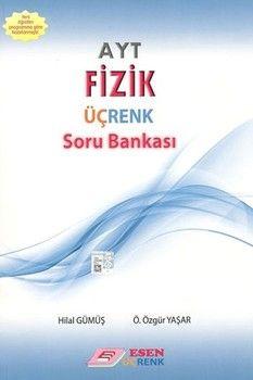 Esen Yayınları AYT Fizik Üçrenk Soru Bankası
