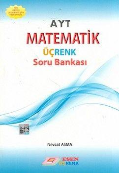 Esen Yayınları AYT Matematik Üçrenk Soru Bankası
