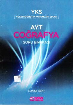 Esen Yayınları AYT Coğrafya Soru Bankası