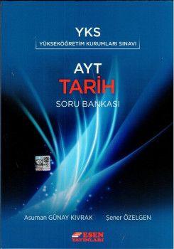Esen Yayınları AYT Tarih Soru Bankası
