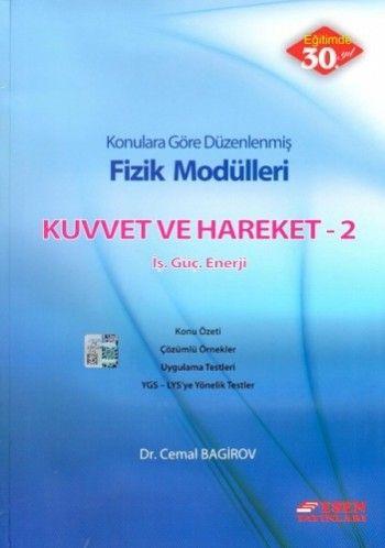 Esen Yayınları Fizik Modülleri Kuvvet ve Hareket 2