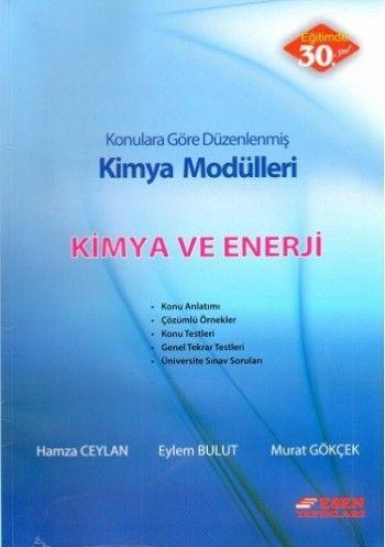 Esen Yayınları Kimya Modülleri Kimya ve Enerji