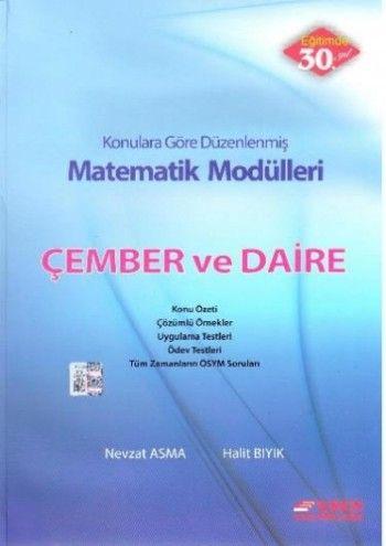 Esen Yayınları Matematik Modülleri Çember ve Daire