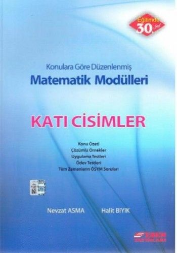Esen Yayınları Matematik Modülleri Katı Cisimler