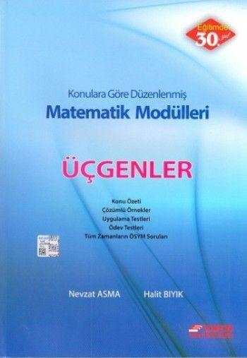 Esen Yayınları Matematik Modülleri Üçgenler