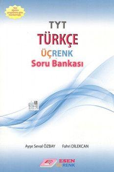 Esen Yayınları TYT Türkçe Üçrenk Soru Bankası