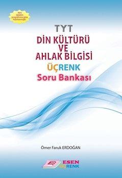Esen Yayınları TYT Din Kültürü Ve Ahlak Bilgisi Üçrenk Soru Bankası