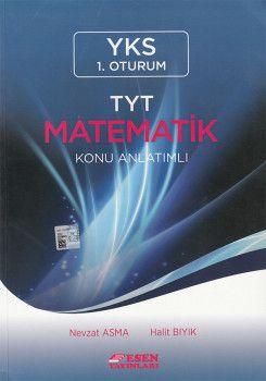Esen Yayınları TYT Matematik Konu Anlatımlı