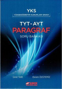 Esen Yayınları TYT AYT Paragraf Soru Bankası