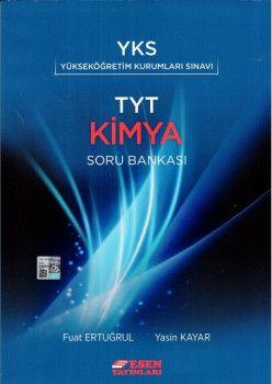 Esen Yayınları TYT Kimya Soru Bankası