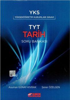 Esen Yayınları TYT Tarih Soru Bankası