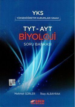 Esen Yayınları TYT AYT Biyoloji Soru Bankası