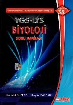 Esen Yayınları YGS LYS Biyoloji Soru Bankası