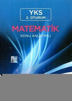 Esen Yayınları YKS 2. Oturum Matematik Konu Anlatımlı