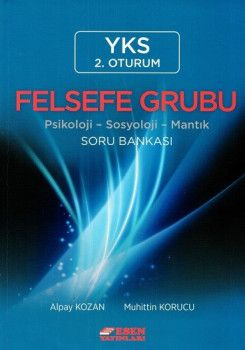 Esen Yayınları YKS 2. Oturum Felsefe Grubu Soru Bankası
