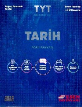 Esen Yayınları2022 TYT  Tarih Soru Bankası